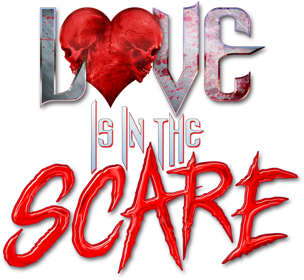 Love is in The Scare - Valentines Haunted House